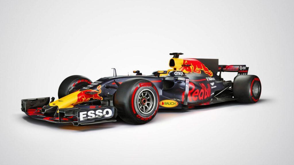 The Make Up Of A Formula 1 Car